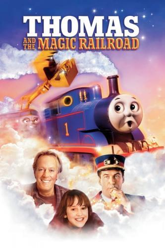 Thomas And The Magic Railroad (2000) [1080p] [BluRay] [5 1] [YTS Mx]