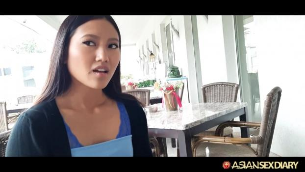AsianSexDiary – Raul & May Tay in Budapest