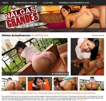 NalgasGrandes | Culioneros (SiteRip) Image Cover