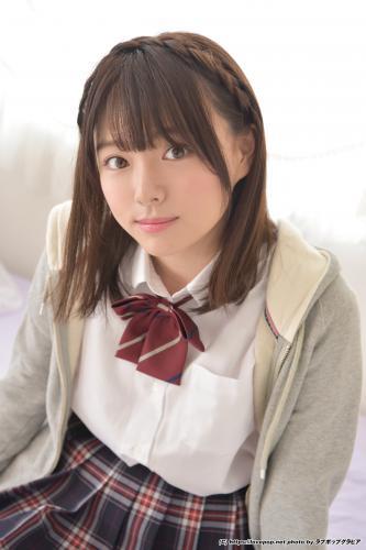 [LOVEPOP] Tsubasa Haduki 葉月つばさ Uniform hoodie 爽やか元気な制服スタイルがお似合い♪制服パーカー Photo (gset0062 4k) – PPV