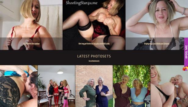 Shootingstar4u (SiteRip) Image Cover