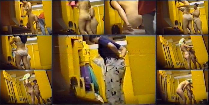 Hidden cam, spying video, locker rooms camera, shower rooms, solarium, beach cabins real hidden shower _47_