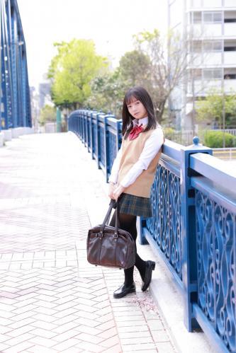 [LOVEPOP] Ayana Nishinaga 西永彩奈 【Cream】 Ayana Tights 2 あやなタイツ2 Photo (crm000099)  PPV