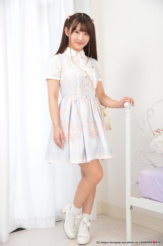 3775 [LOVEPOP] Kanon Hara 原花音 boobs are pulling ぼりゅ~み~なおっぱいがプルプル?ガーリー Photo (tr100074414)  PPV 10210