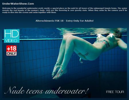 UnderWaterShow (SiteRip)