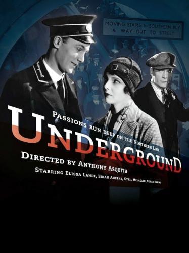 Underground (1928) [1080p] [BluRay] [5 1] [YTS Mx]