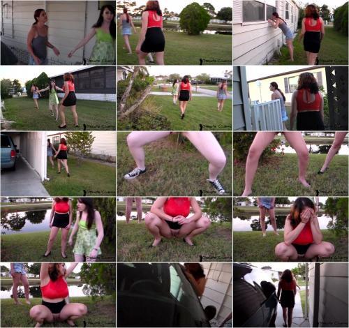 Dakotacharmsxxx - Locked out pee desperation [HD 720P]