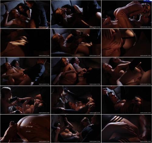 Kiara Lord, Anna De Ville - My Sinful Orgy Part 4 [FullHD 1080P]