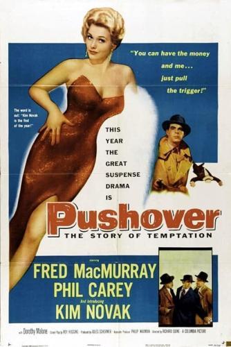 Pushover (1954) [720p] [BluRay] [YTS Mx]