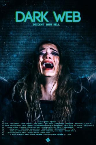 Dark Web Descent Into Hell (2021) [720p] [WEBRip] [YTS Mx]