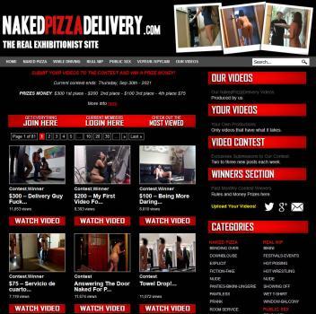 NakedPizzaDelivery (SiteRip) Image Cover