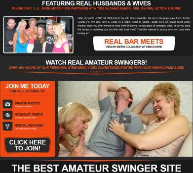 RealTampaSwingers (SiteRip) Image Cover